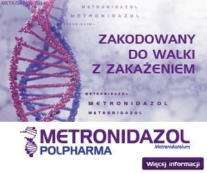 Metronidazol - mały